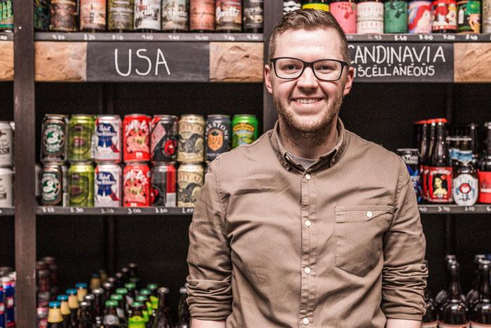 Graphics & Marketing Manager - Craig Grant