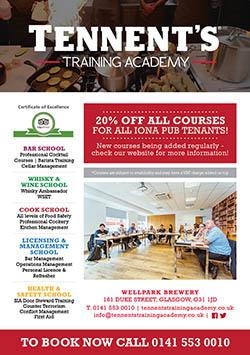 Tennent's Training Academy