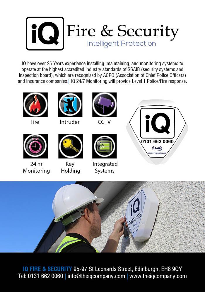 IQ Fire & Security