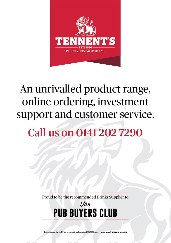 Tennent's Training Academy