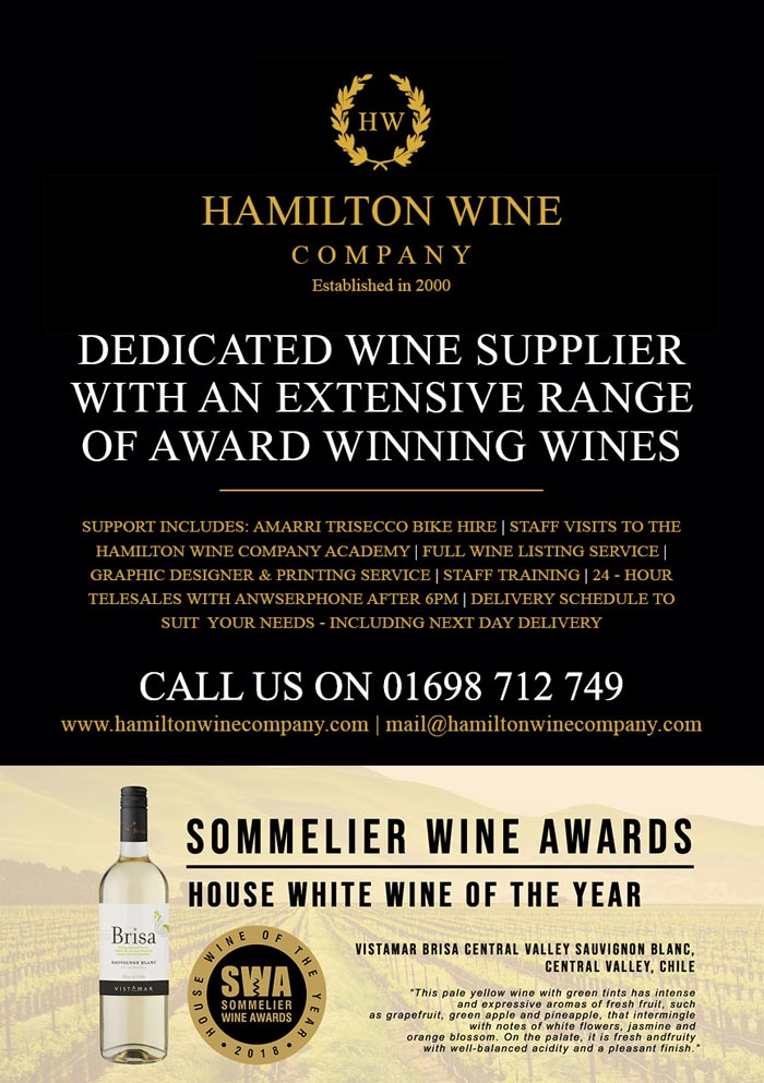 hamilton wine co