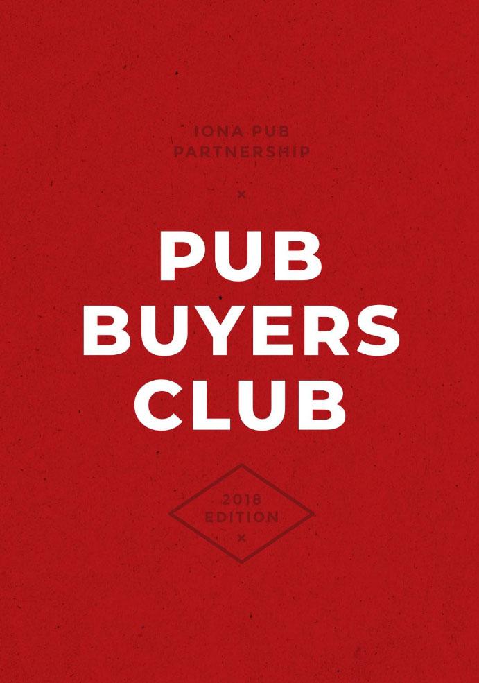 pub buyers club