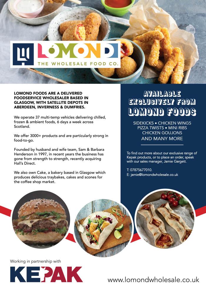 Lomond Foods